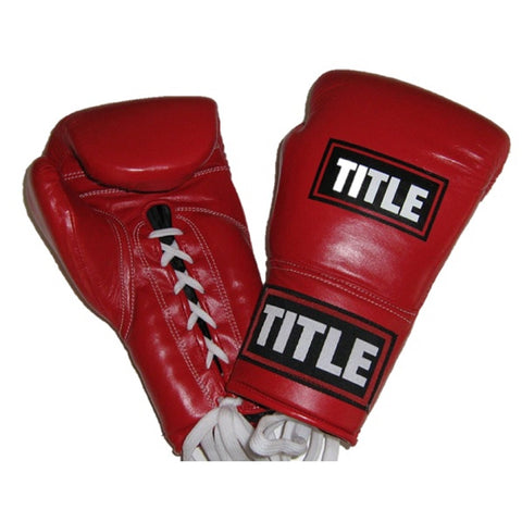 Title Boxing Pro Fight Gloves