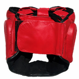 TITLE FULL FACE TRAINING HEADGEAR: CHEEK AND CHIN PROTECTORS