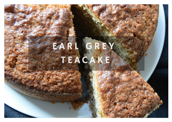 Fika Heaven : Earl Grey Teacake