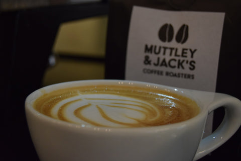 Award winning roastery: Muttley & Jack's