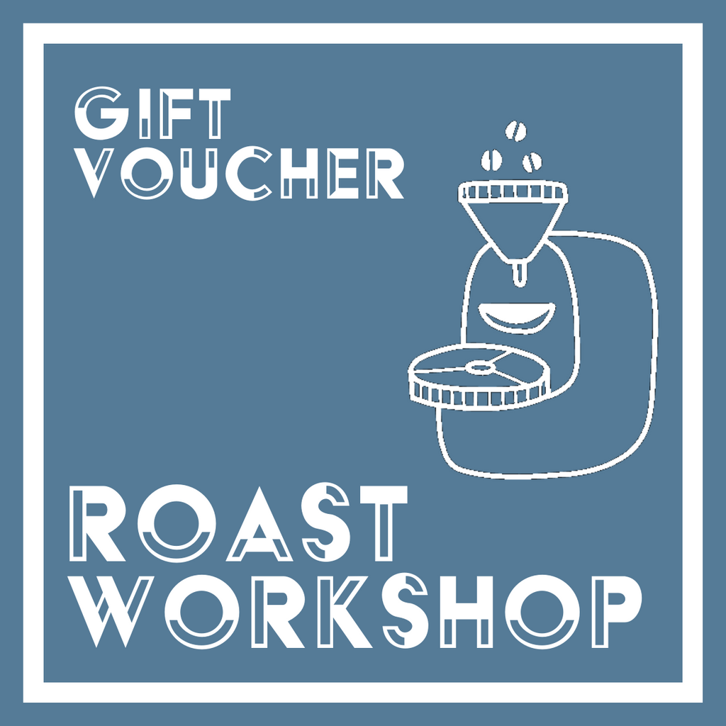 Gift Voucher - Coffee Roasting Workshop
