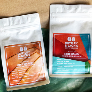 Ethiopia Bundle : Koke Washed & Koke Honey - Yirgacheffe