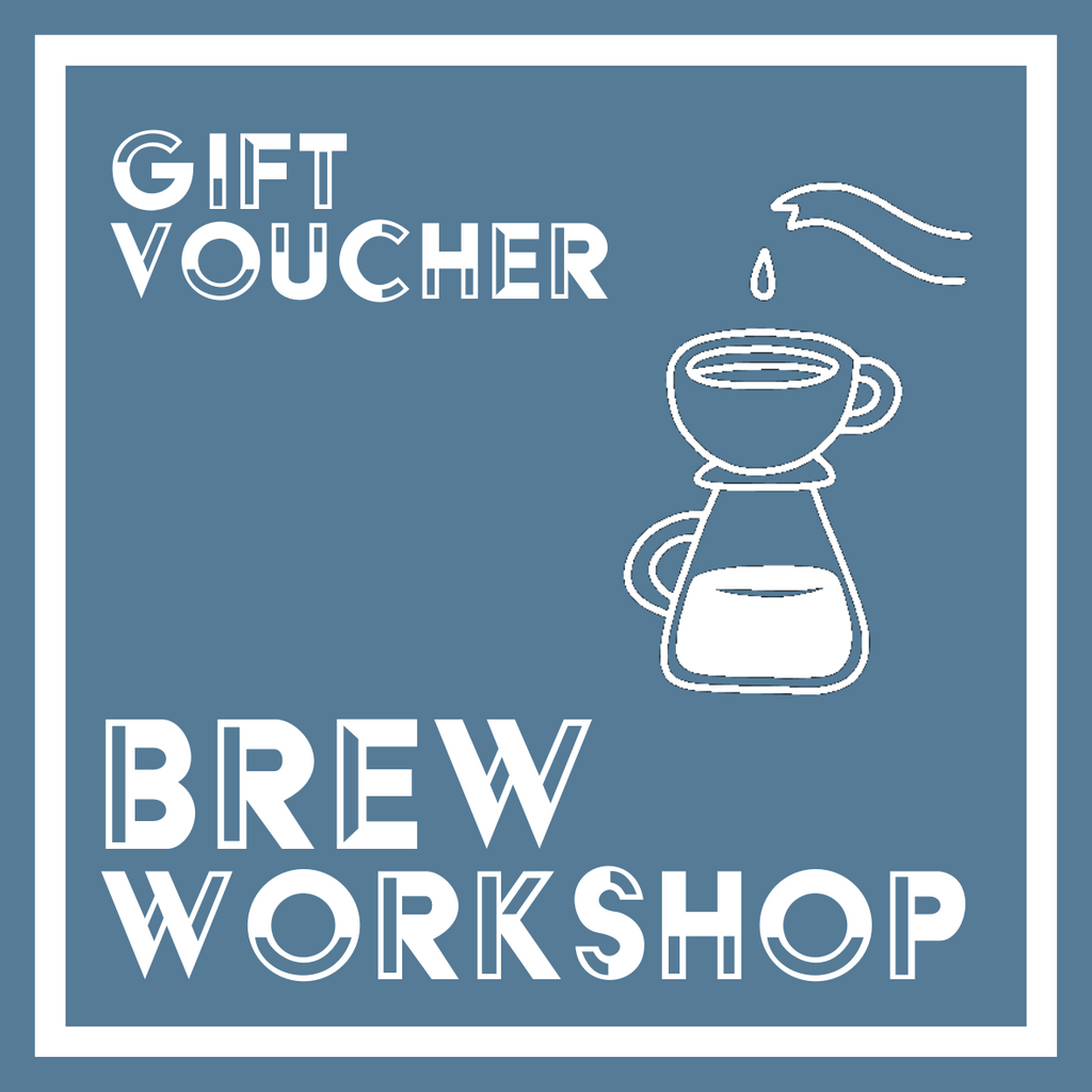 Gift Voucher - Brew Workshop