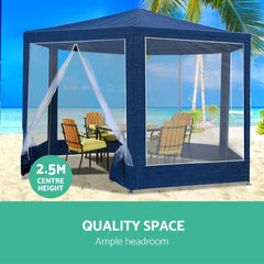 instahut-gazebo-wedding-party-marquee-tent-canopy-outdoor-camping-gazebos-navy