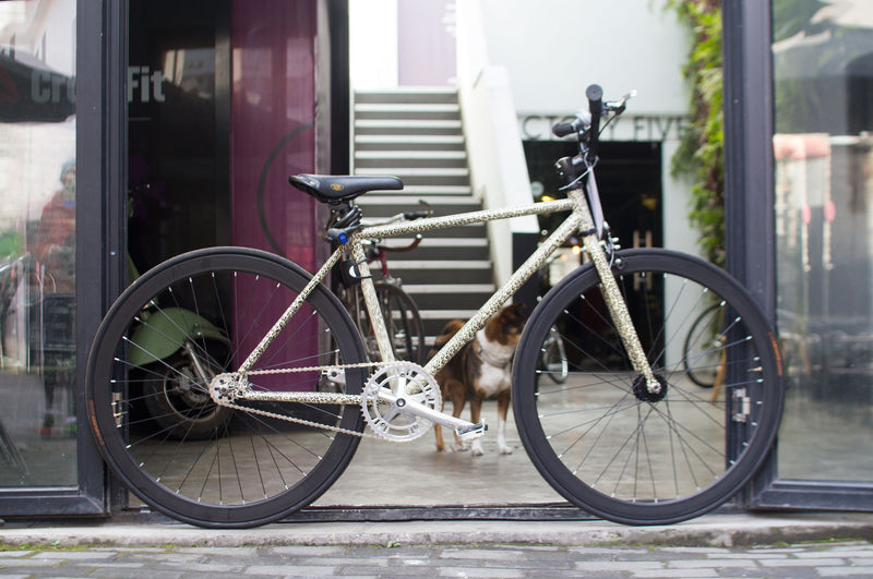 [SOLD] 52cm Pre-Loved Fixie