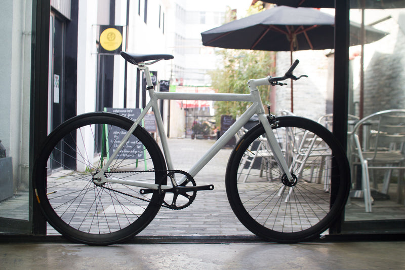 [SOLD] New Unbranded Aluminum Fixie
