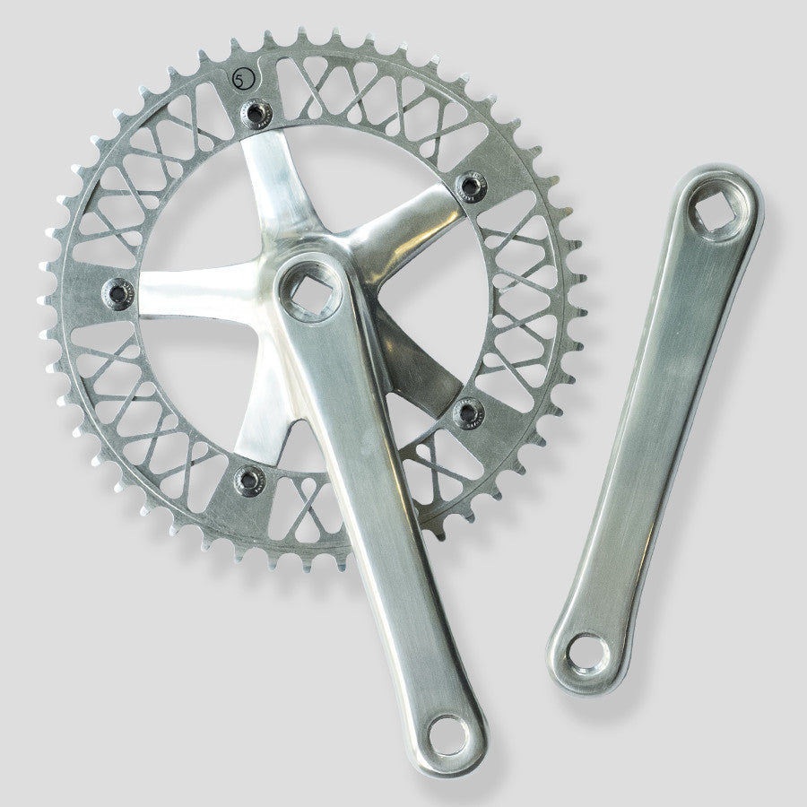 Lattice Crankset