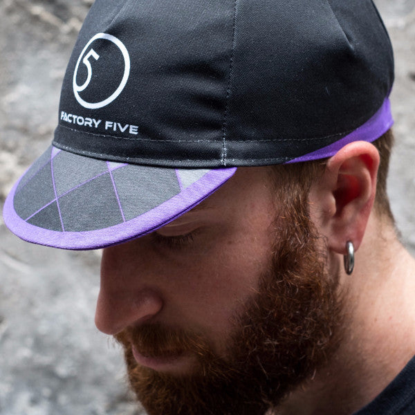 Nightshade Cycling Cap