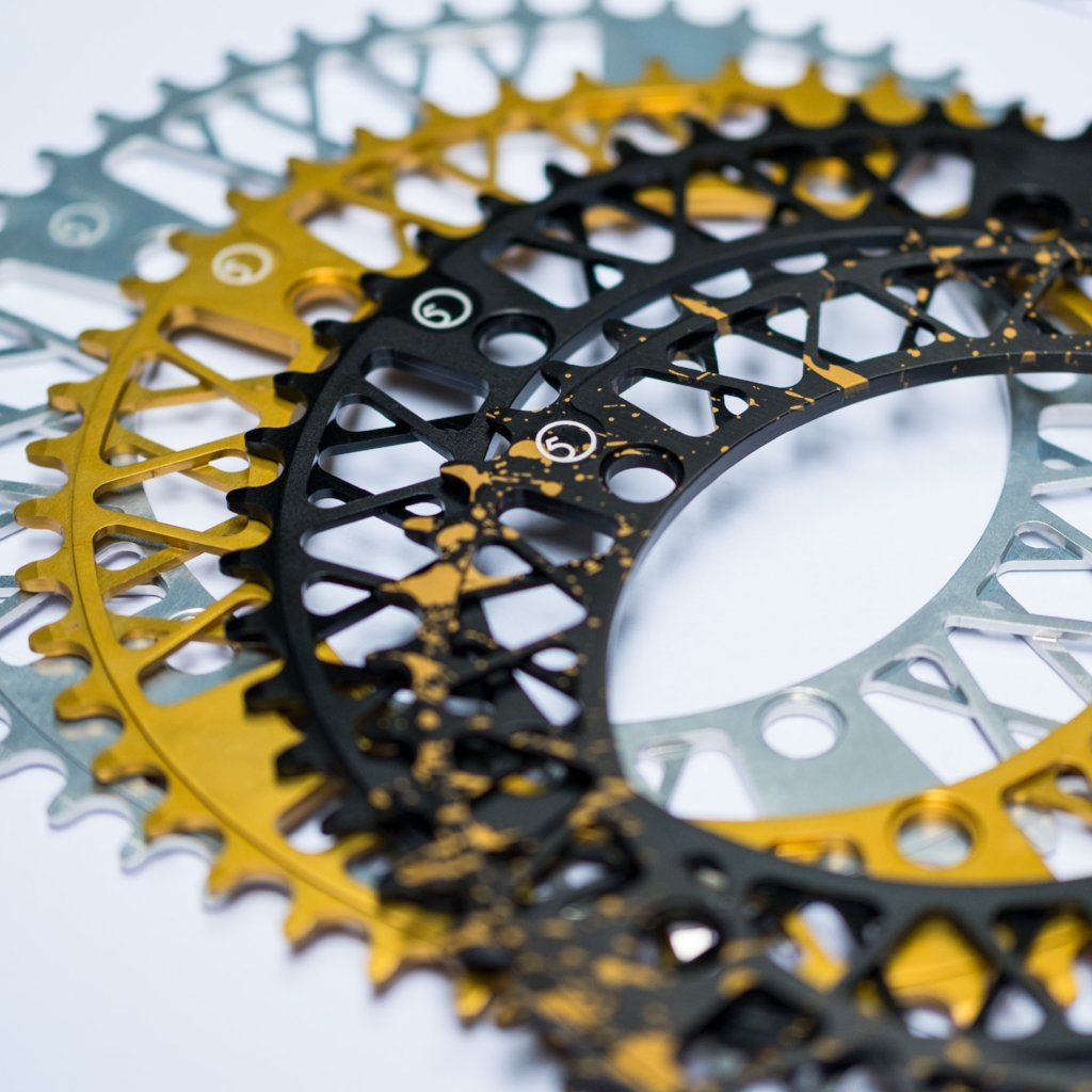 Lattice Chainring