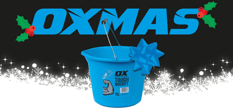Check out our new OX Bucket Range at Almec - ALMEC PRODUCTS