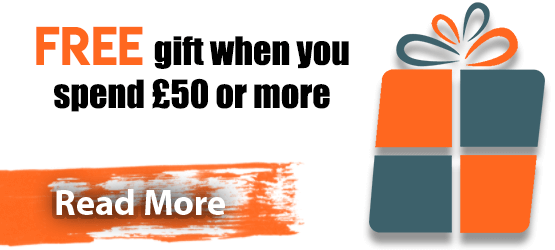 FREE GIFT with almecproducts.co.uk