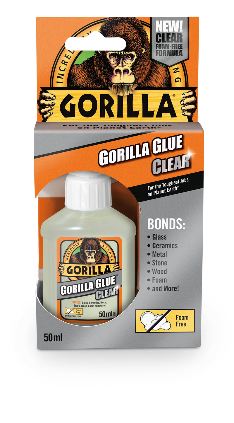 GORILLA Glue Clear 50ml - DS05574-Almec Products
