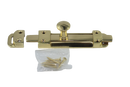 Quality Brass Surface Slide Tower Door Flat Bolt Lock 152mm-Almec Products