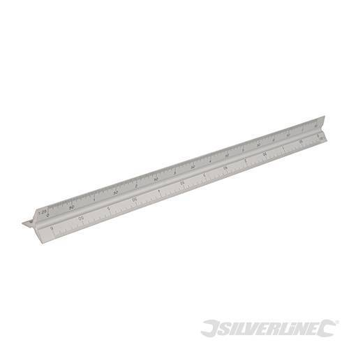 300mm Scale Ruler Triangular Ruler for Architects/Engineers-Almec Products