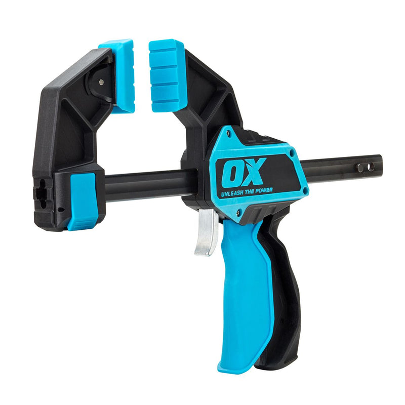 "OX Pro 6"" / 150mm Heavy Duty Bar Clamp OX-P201206-Almec Products"