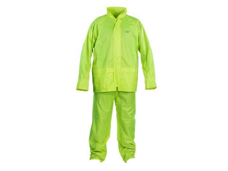 OX Rain Suit - Yellow, Size X Large-Almec Products
