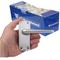 Trade Box 10 x Door Handles Internal Lever on Backplate Satin Aluminium SAA-Almec Products
