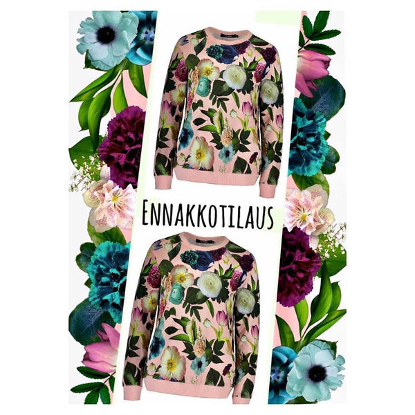 ENNAKKOTILAUS - UHANA DESIGN HOLIDAY COMFORT SWEATER
