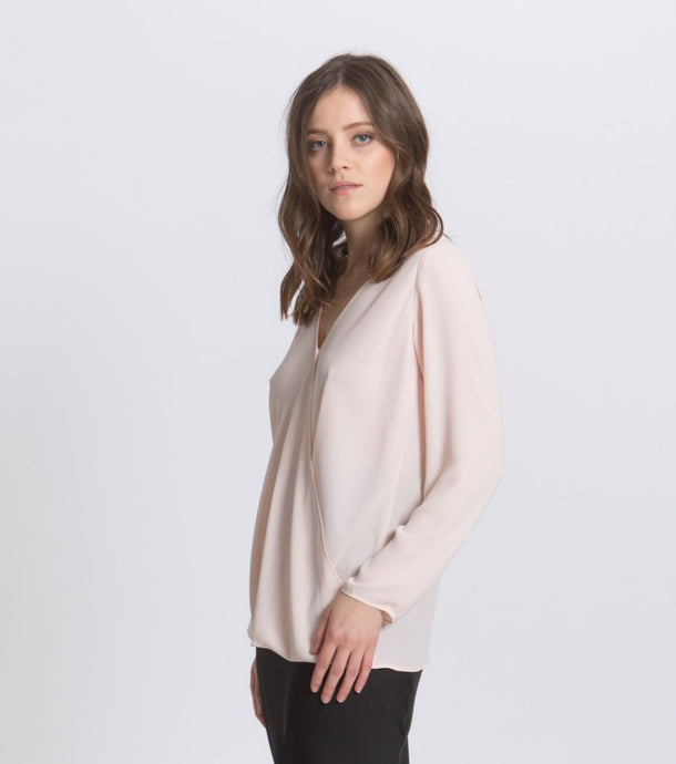 Blake Blouse, powder