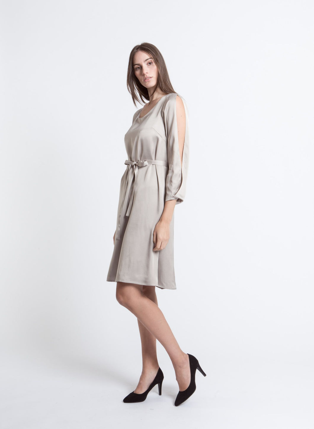 Etel dress, Pearl