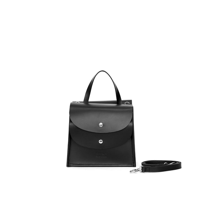 Norma Small Handbag Black