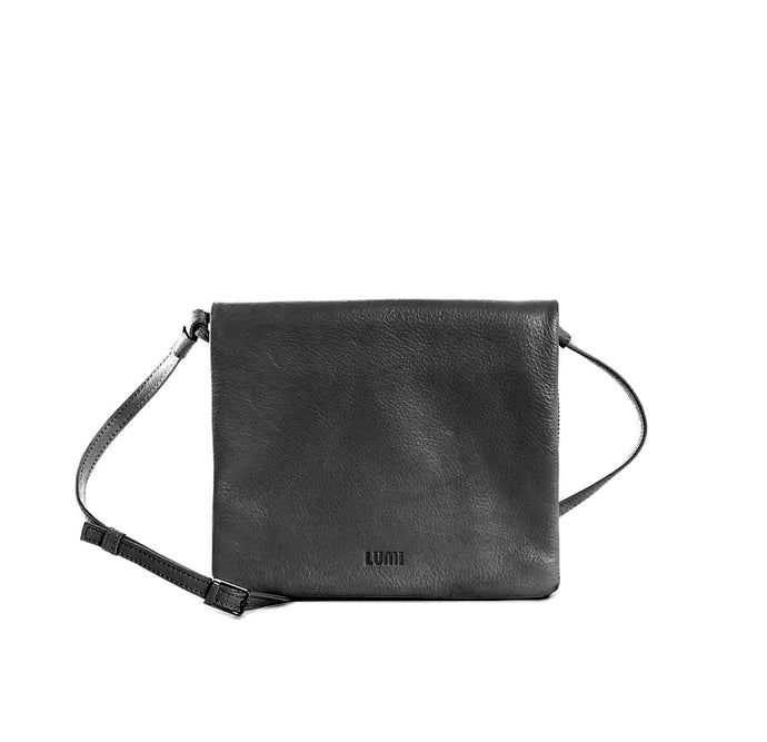 Mette Pocket Bag Black