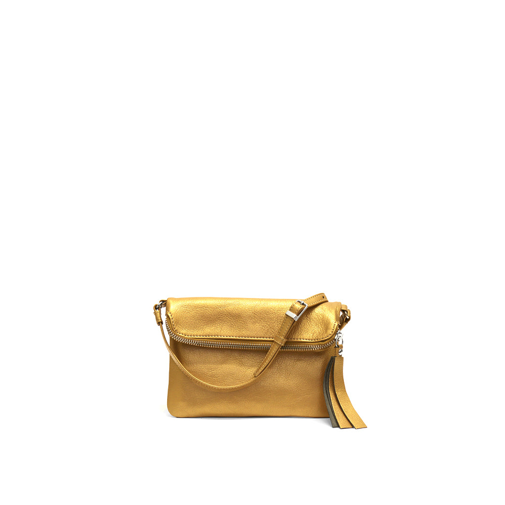 Stella Pouch Bag Gold