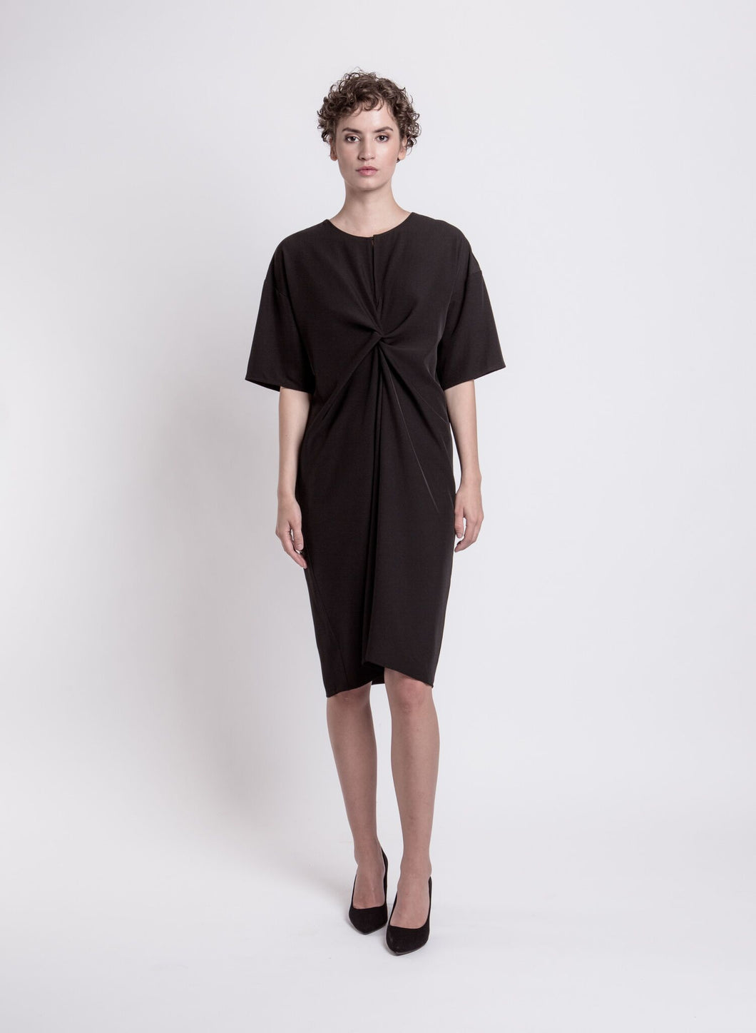 Sue dress, black