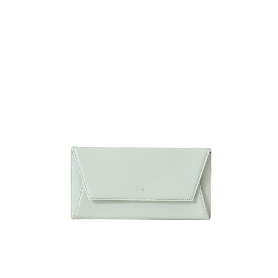 Talvikki Envelope Wallet Mint White