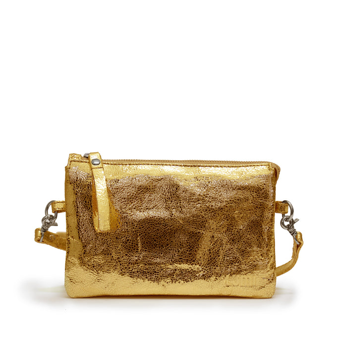 Venla all-in-one pouch gold