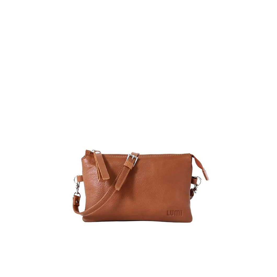 Venla All-in-one Pouch Cognac
