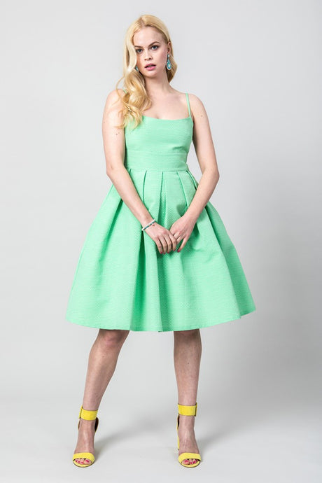 Dress Esther, Green