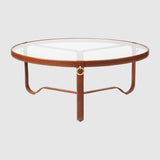 Adnet Coffee Table - Circular, 100cm diameter