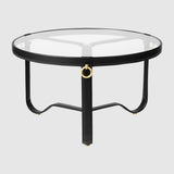 Adnet Coffee Table - Circular, 70cm diameter