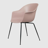Bat Dining Chair - Un-Upholstered - Conic Base