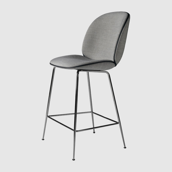 Beetle Counter Chair - Fully Upholstered - 65 cm