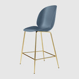 Beetle Counter Chair - Un-upholstered, 63, Conic Base
