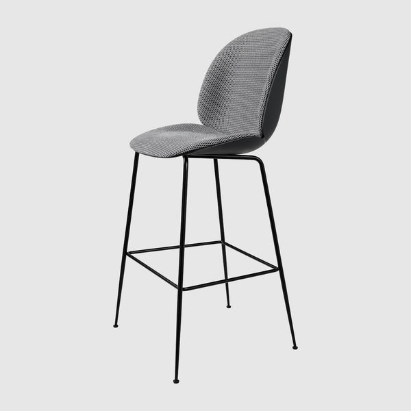 Beetle Bar Chair - Front Upholstered - 75 cm