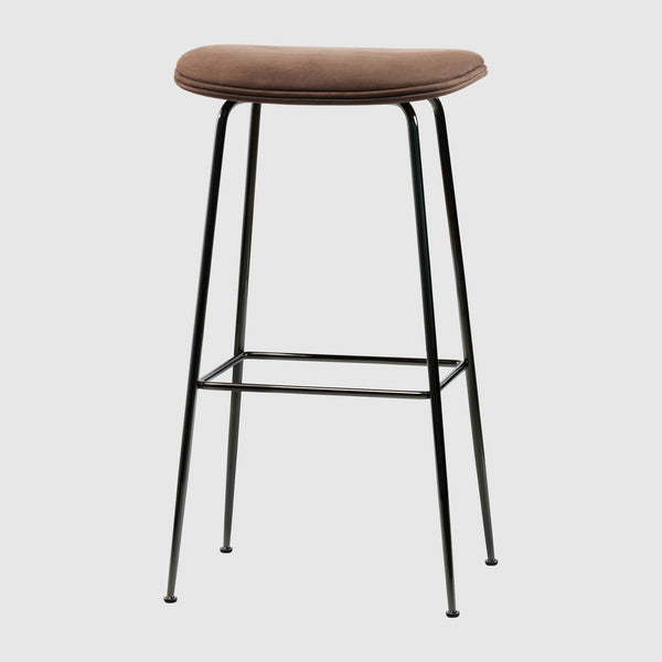 Beetle Bar Stool - Fully Upholstered - 75 cm