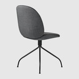 Beetle Meeting Chair - Fully Upholstered - Swivel base