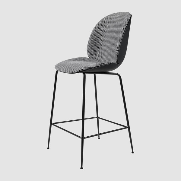 Beetle Counter Chair   Front Upholstered   65 Cm