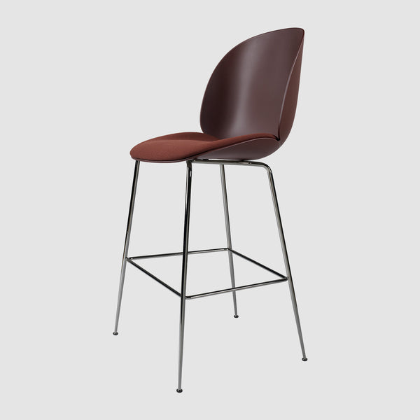 Beetle Bar Chair - Seat Upholstered - 75 cm