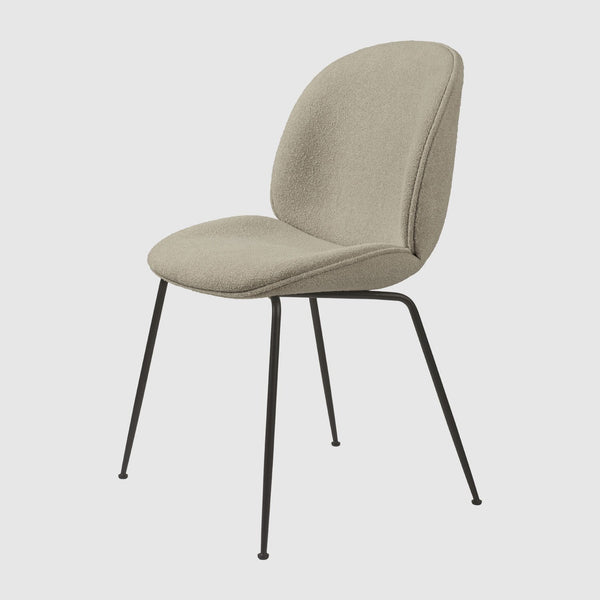 Beetle Chair – Light Bouclé