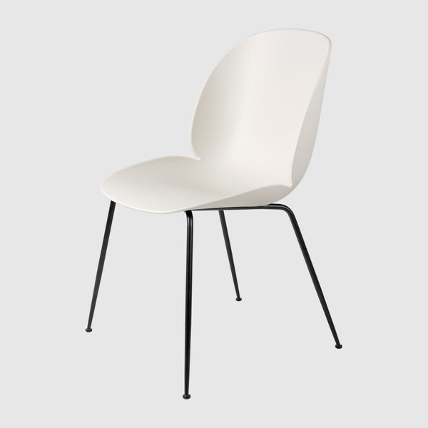 Beetle Dining Chair, Metal Base