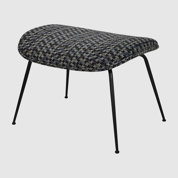 Beetle Ottoman - Fully Upholstered