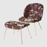 Beetle Lounge Chair - Fully Upholstered