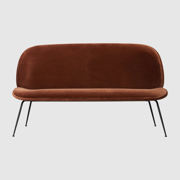 Beetle Sofa Fully Upholstered 2 Seater Gubi Webshop