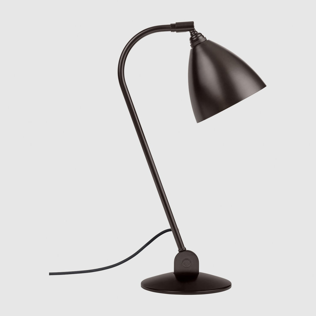 Bl2 table lamp dia16 black brass base gubi webshop bl2 table lamp dia16 black brass base geotapseo Image collections