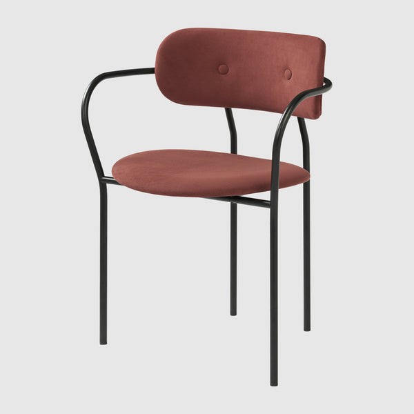 Coco Dining Chair With Armrest