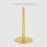GUBI 1.0 Bar Table - Round, 80 diameter